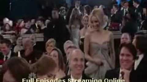Glee Golden Globe Speech