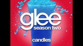 Glee - Candles (DOWNLOAD MP3 + LYRICS)