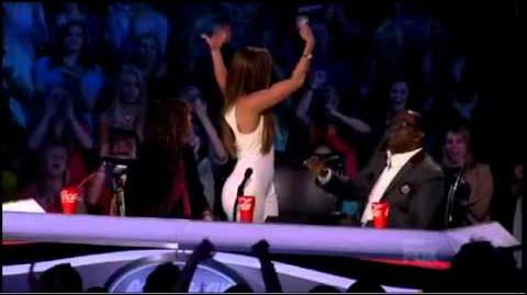 Jessica Sanchez American Idol I Will Always Love You Full-0