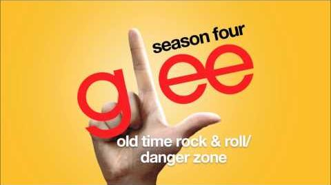 Old Time Rock & Roll Danger Zone Glee HD FULL STUDIO