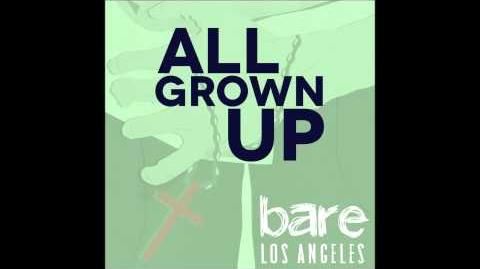 """All Grown Up"" - bare A Rock Musical Los Angeles"