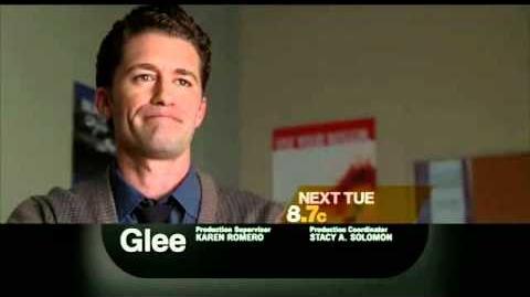 Glee - 2x19 - Rumours Promo