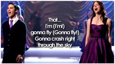Glee - All or Nothing (Lyrics)-0