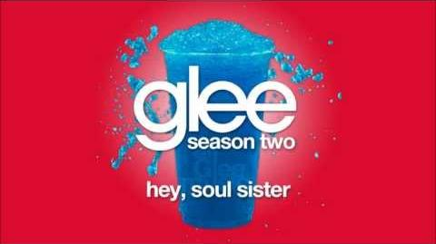Hey, Soul Sister Glee HD FULL STUDIO