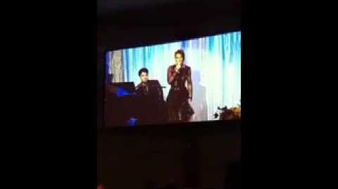 Lea Michele & Darren Criss - Make You Feel My Love-0