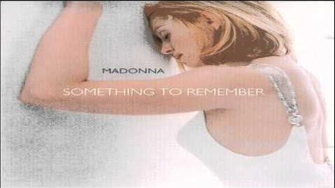Madonna 02 - I´ll Remember
