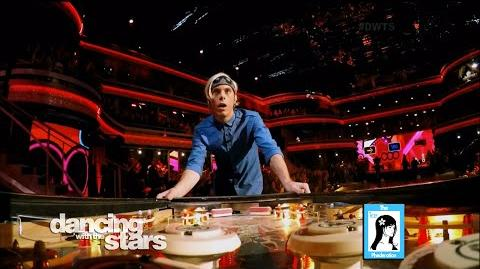 Dancing with the Stars 20 - Riker Lynch & Allison Holker LIVE 4-20-15