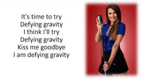 Glee - Defying Gravity (Rachel Solo Version) Season 5 Version