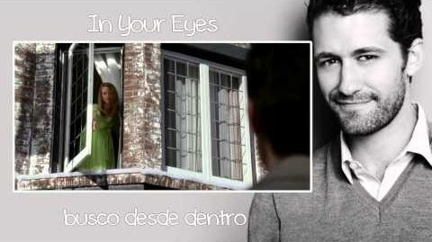 Glee - In your eyes Sub Esp Vídeo
