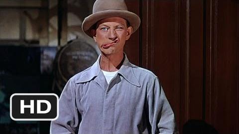 Make 'Em Laugh - Singin' in the Rain (2 8) Movie CLIP (1952) HD