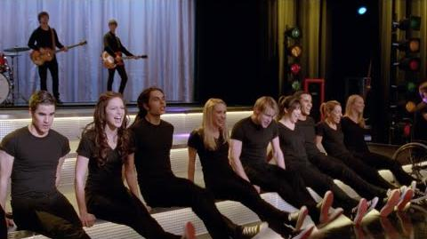 GLEE - Footloose (Full Performance) HD