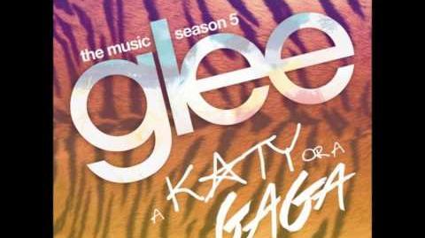Marry The Night Adam Lambert Glee cast version