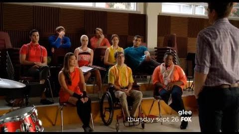"Glee 5x01 ""Love, Love, Love"" Sneak peek"