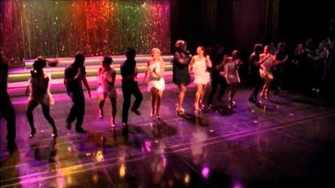 "GLEE - Full Performance of ""Boogie Shoes"""