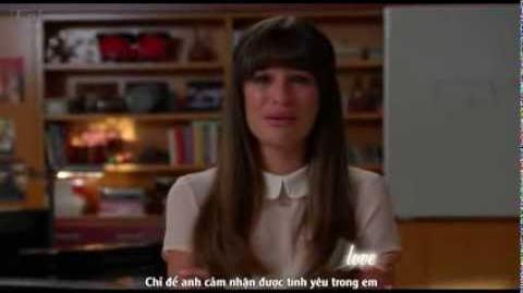 Vietsub - Kara Make You Feel My Love - Glee