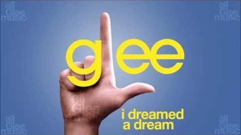 I Dreamed A Dream Glee HD FULL STUDIO