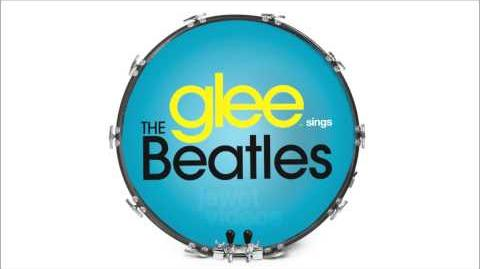 A Hard Day's Night - Glee Cast
