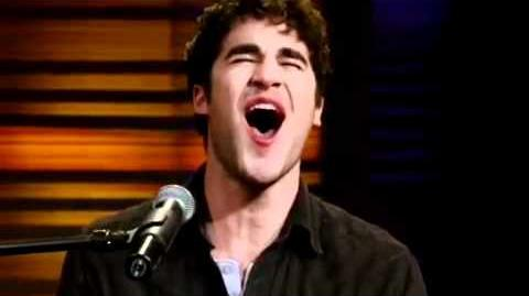 Darren Criss singing Silly Love Songs on R&K