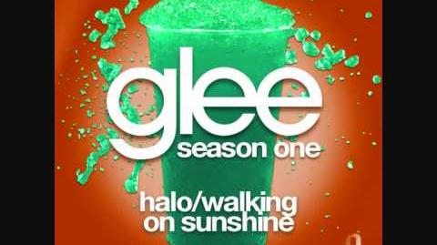 Glee - Halo Walking On Sunshine (Mashup HQ)