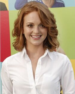 Jayma Mays template photo