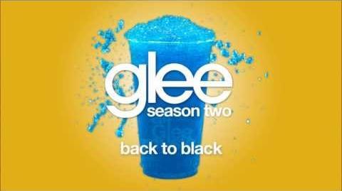 Back To Black Glee HD FULL STUDIO