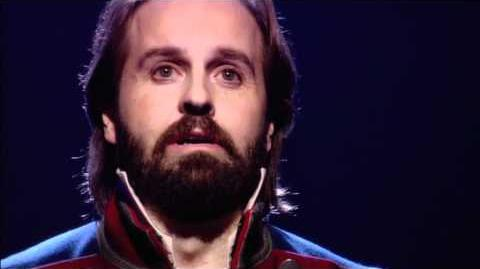 Bring him home - Alfie Boe Les Misérables in concert, the 25th anniversary