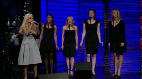 Kristin Chenoweth singing I Say A Little Prayer
