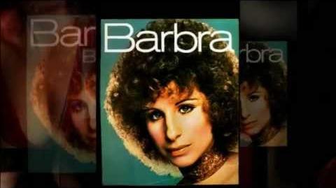 BARBRA STREISAND new york state of mind