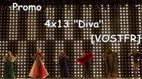 "Glee - Promo 4x13 ""Diva"" VOSTFR"