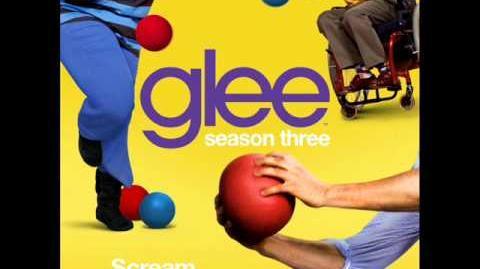 Glee - Scream (Acapella)