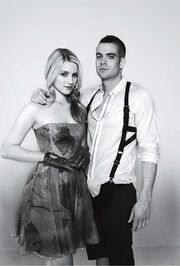 3561 by dianna-agron-mark-salling
