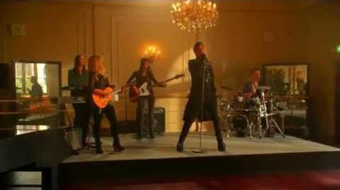Adam Lambert - Marry The Night (Music Video Glee)