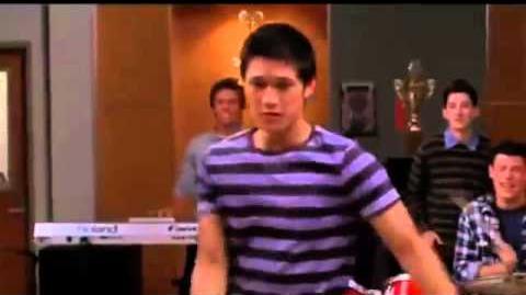 """Glee - Full Performance of """"Billionaire"""""""