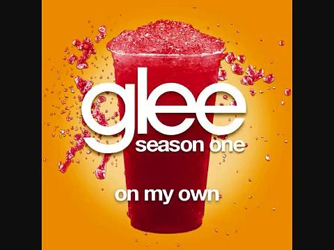 Glee - On my own-0