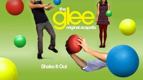 Glee - Shake It Out - Acapella Version