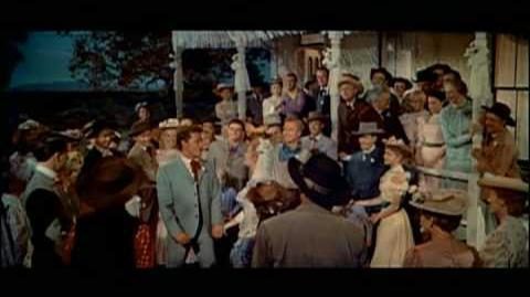 Sooner's Musical OKLAHOMA! - R&H's Oklahoma! 1955