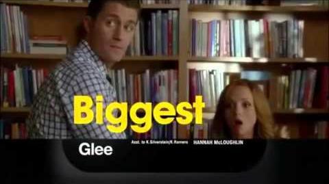 Glee - Promo 4x02 vostfr