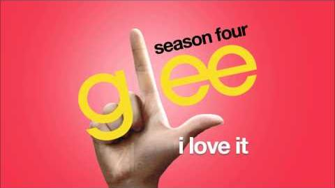 I Love It Glee HD FULL STUDIO