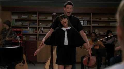 GLEE - With You I'm Born Again (Full Performance) HD