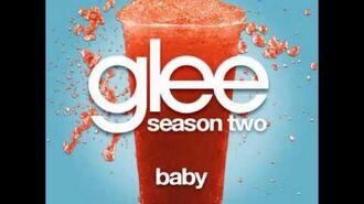 Glee - Baby (DOWNLOAD MP3 + LYRICS)