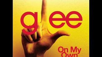 Glee - On My Own (Acapella)