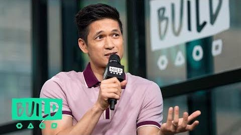 "Harry Shum Jr. Is A Big Fan Of ""Crazy Rich Asians"""
