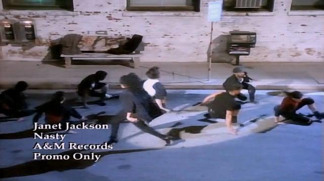 Janet Jackson - Nasty (Music Video)