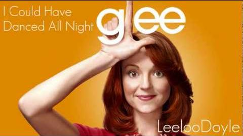 Glee - I Could Have Danced All Night