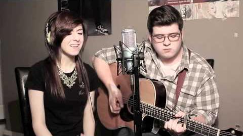 """Noah Cover (Feat. Christina Grimmie) of """"Somebody That I Used To Know"""" by Gotye (Feat"""
