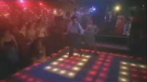 Saturday Night Fever Disco-Inferno