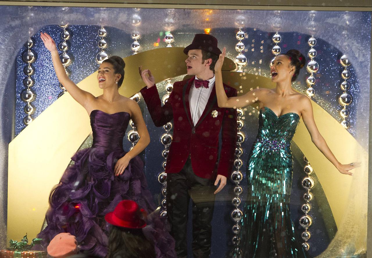 previously unaired christmas season five episode eight - Glee Previously Unaired Christmas
