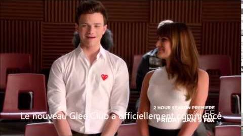 "Glee - Promo ""The Glee-Bye"" VOSTFR"