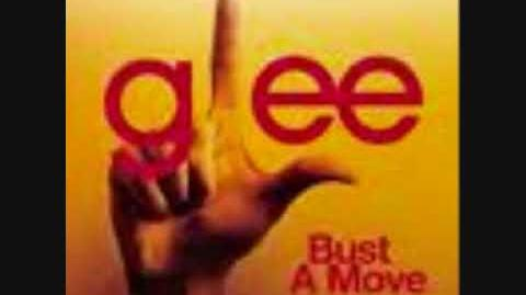 Bust A Move Glee Cast