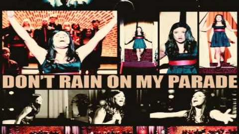 Glee - Don't Rain On My Parade (Acapella)